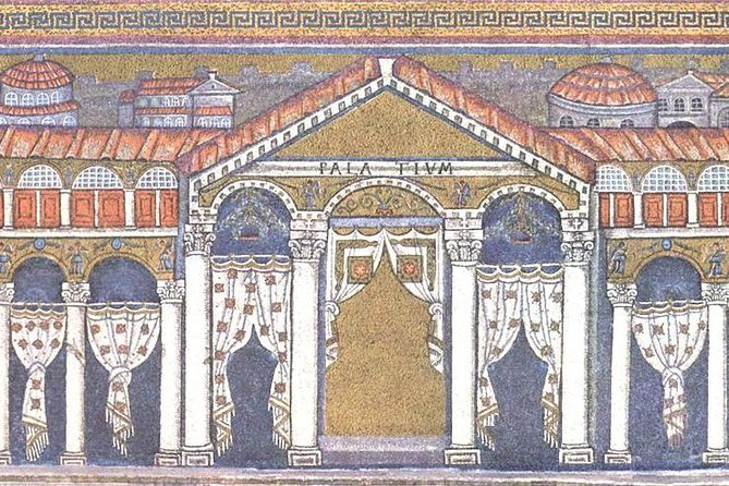 Ravenna Mosaics & Highlights Small Group Tour with a Local Guide
