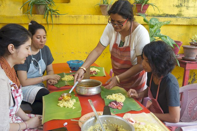 Indian Cooking Class in Pondicherry