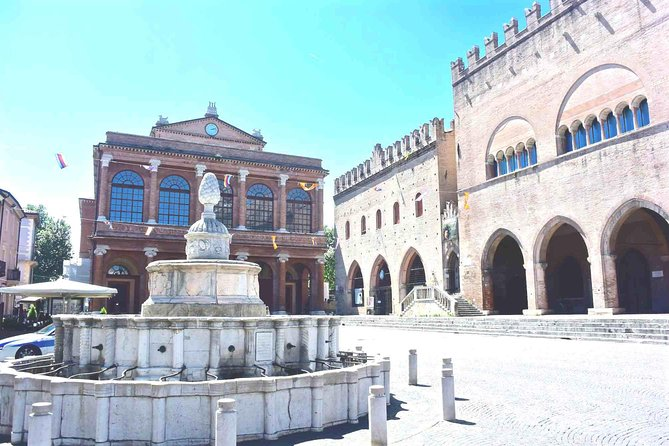 Rimini Highlights Small Group Tour with a Local Guide