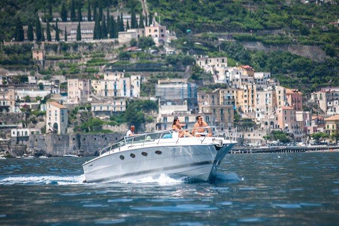 Luxury Amalfi Coast boat tour