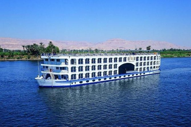 Package 5 Days 4 Nights Mövenpick Royal Lotus Nile Cruise photo 1