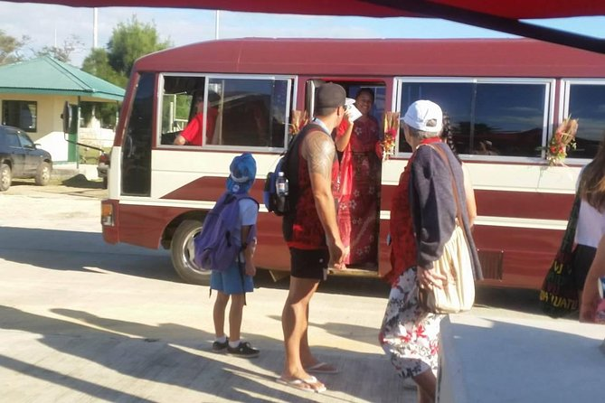 3-Hour Tongatapu East Coast and Anahulu Cave Tour