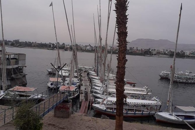 city tour by horse carriage&sailing felucca&camel ride.amazing package.luxor