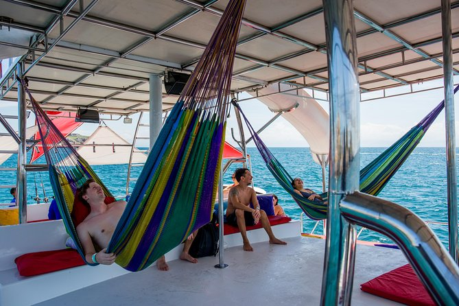 ChicaFUN WATERSLIDES All-Inclusive 7-Hour Tour to the Marietas Islands photo 8
