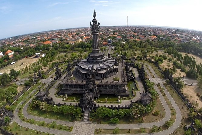 Denpasar City Tour (Half Day)