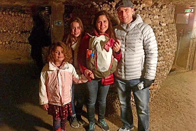 Discover Underground Paris Catacombs for Kids & Families w Local Guide Alberto