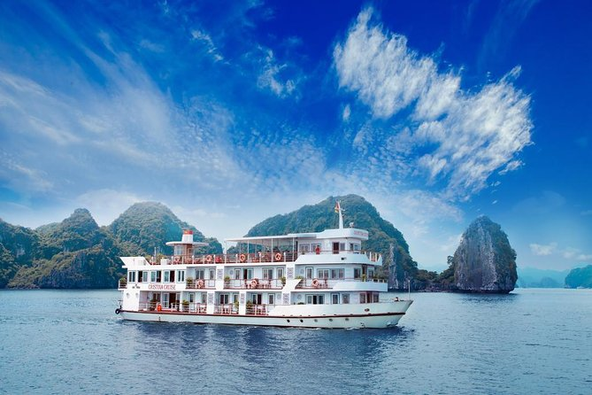 Luxury Bai Tu Long Bay 3 Days 2 Nights On Cristina Diamond Cruise 4**** photo 1