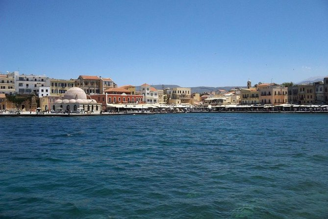 Charm and beauty of West Crete