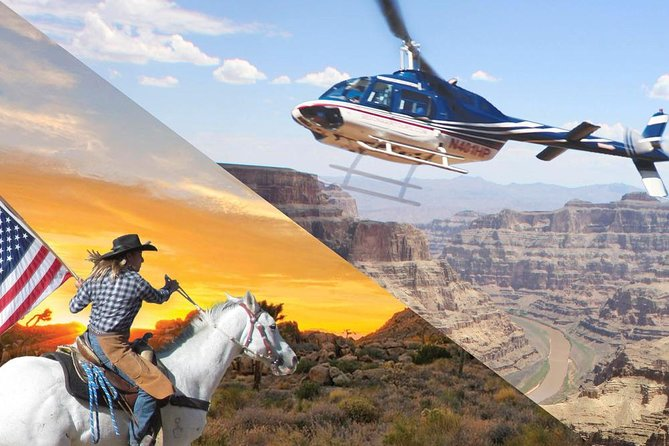 Ultimate Grand Canyon Western Experience from Las Vegas