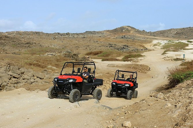 Aruba UTV Tour Adventure (2-Seater)
