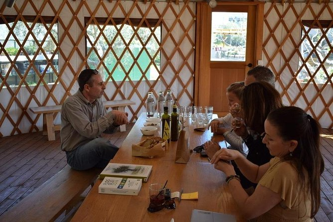 From Athens: Olive Oil Tasting and Farm Tour