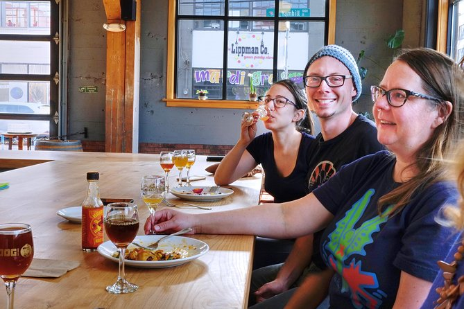 Craft Breweries of Portland Walking Tour