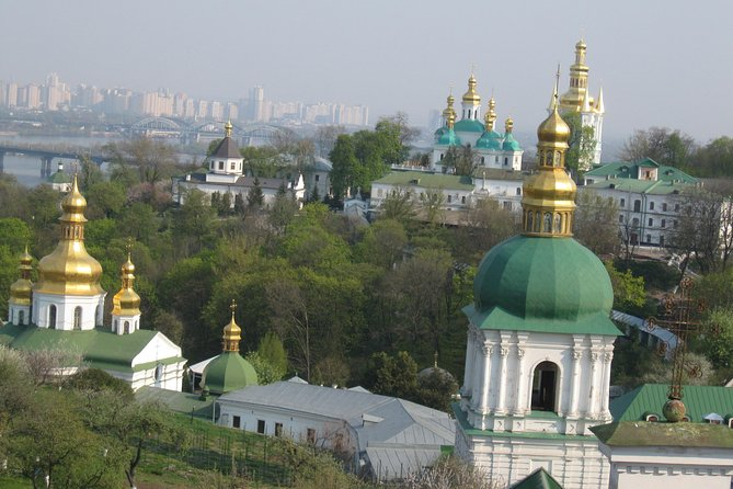 Kiev City Private Tour for the First View Visitors