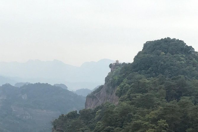 2-Day Private Danxia Mountain and Nanhua Monastery Tour From Guangzhou by Bullet Train photo 7