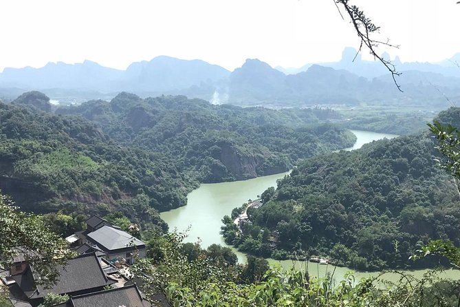 2-Day Private Danxia Mountain and Nanhua Monastery Tour From Guangzhou by Bullet Train photo 8