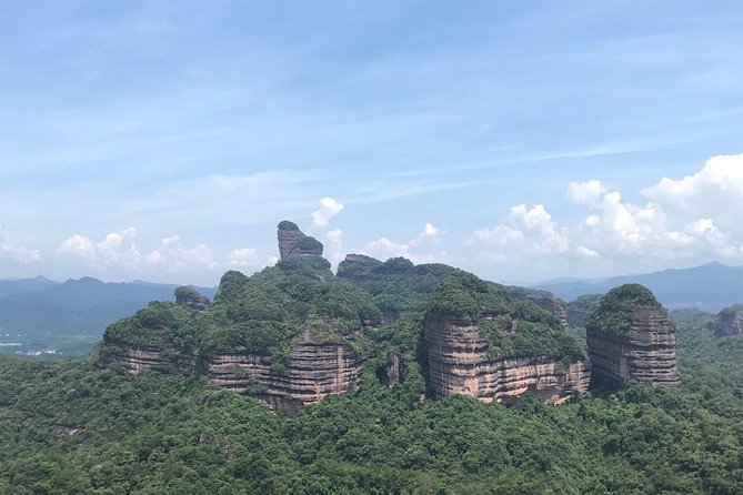2-Day Private Danxia Mountain and Nanhua Monastery Tour From Guangzhou by Bullet Train photo 4