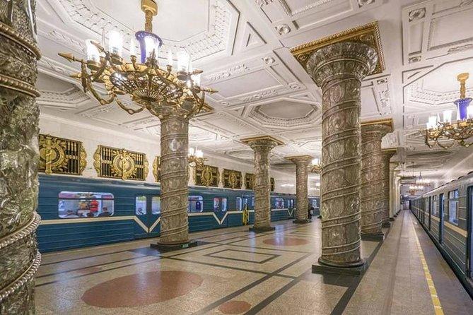 Best Metro Stations in Saint Petersburg