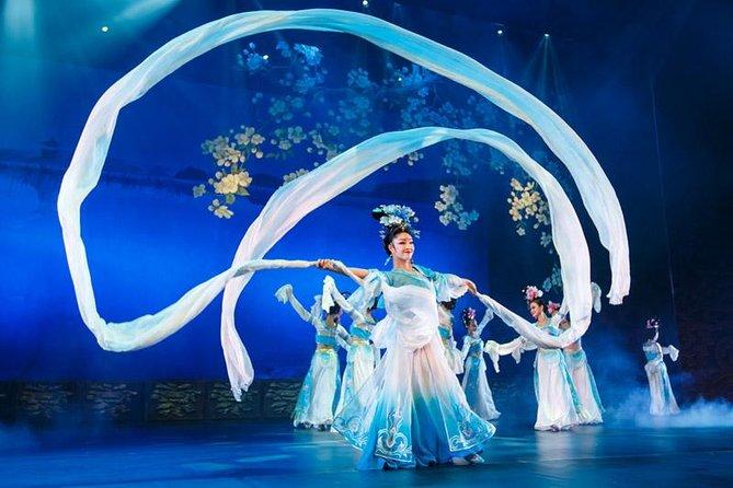 行をスキップ:西安のin子宴会付き唐王朝の音楽&ダンスショーチケット