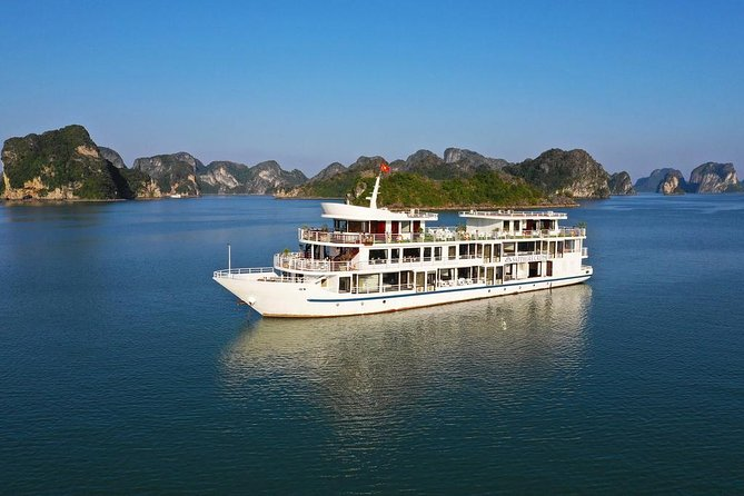 3-Day Halong Bay Cruising Tour with Meals
