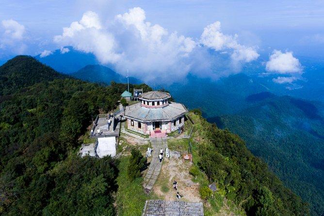 Bach Ma Trekking Tour from Da Nang City