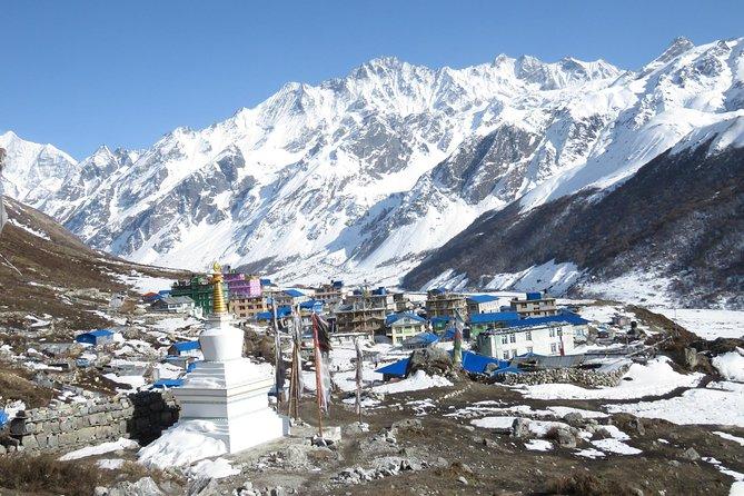 Langtang Valley to Kyanjin Gompa Trek