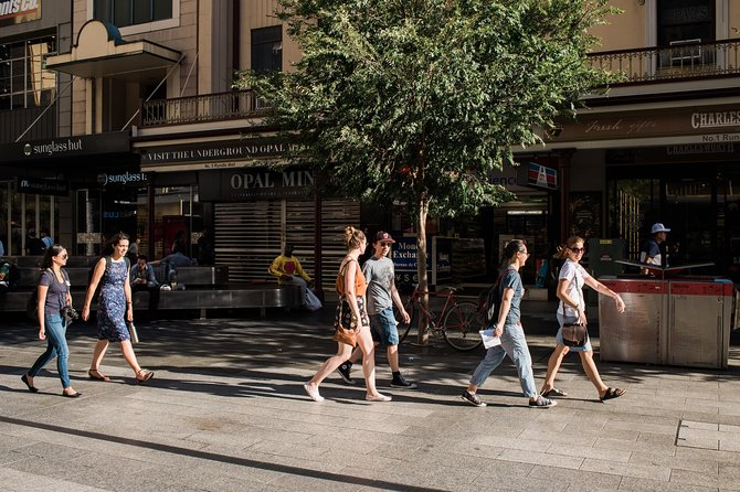 Be an Adelaide local: intimate walk