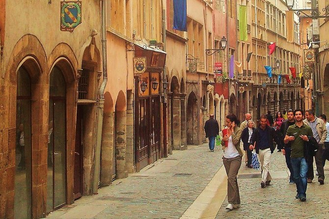 Lyon Highlights & Secrets Walking Guided Tour (small group) including Funicular
