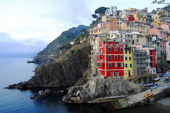 Pisa & Cinque Terre: one day tour from Florence