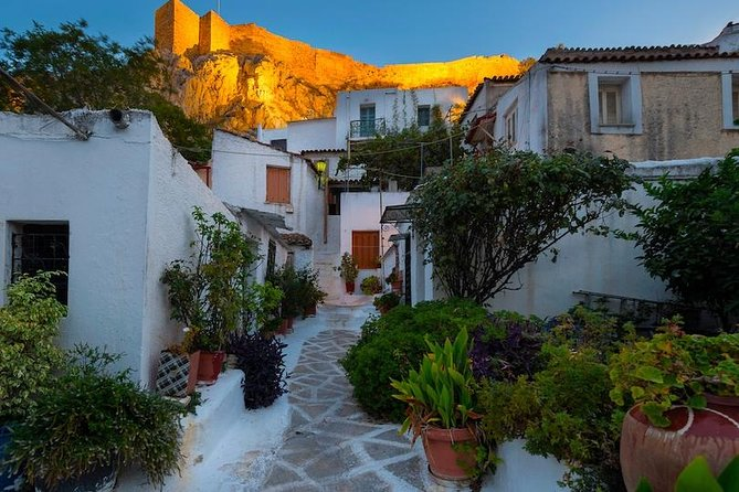 Private walking tour- Enjoy a Sunset Tour in Plaka