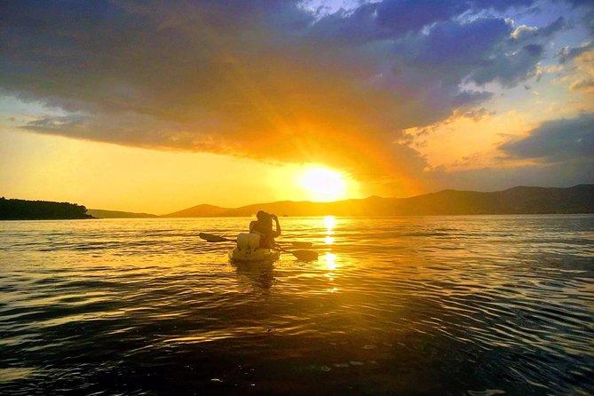 Split Sunset Sea Kayaking Tour