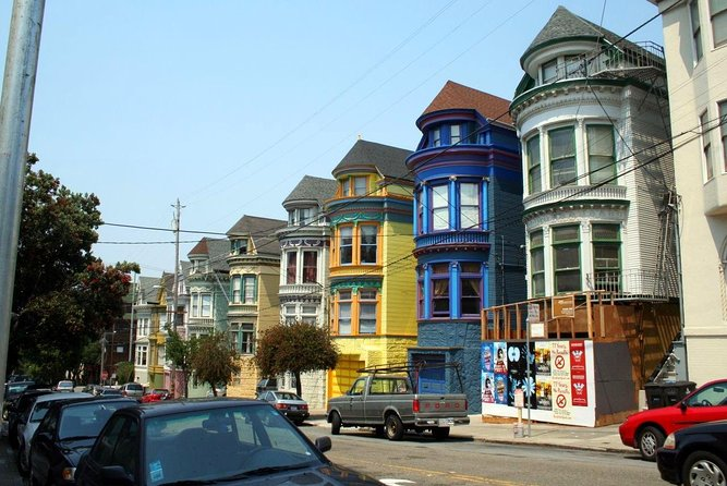 Syn City SF: The Synesthesia Walking Audio Tour van Haight-Ashbury door VoiceMap