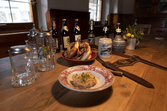 Bavarian traditions & Beer tasting