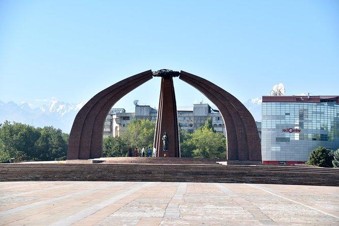 Pamir and Tien Shan tour in Kyrgyzstan and Tadjikistan
