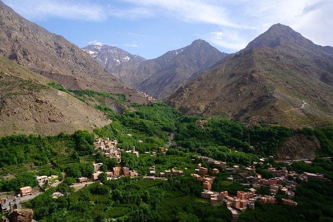 Atlas Mountains & Berber Villages 3 Day Trekking Excursion from Marrakech