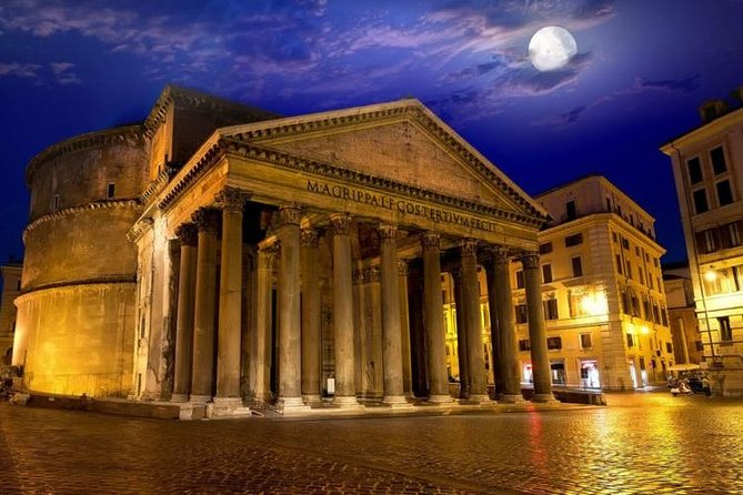 Tour of Rome by Night