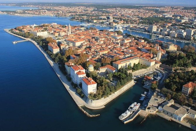 Guided Communist City Tour of Zadar