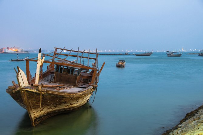 Two Sides to Muharraq Sea Tour (where tradition meets modernity)