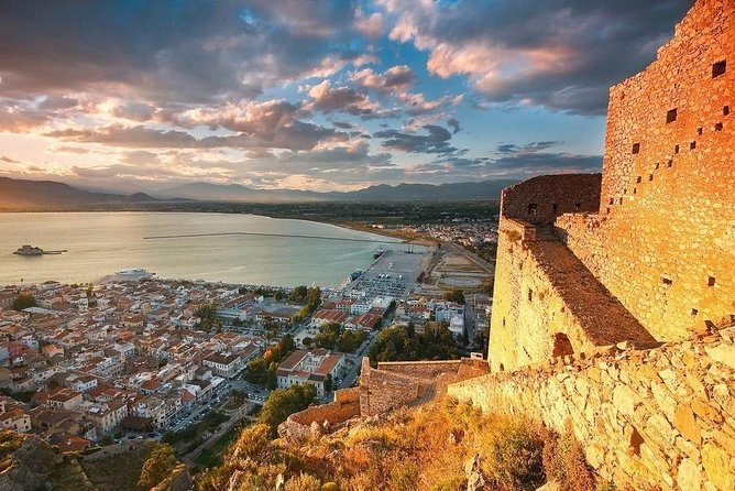 Private Nafplion Walking Tour with a local archaeologist-guide