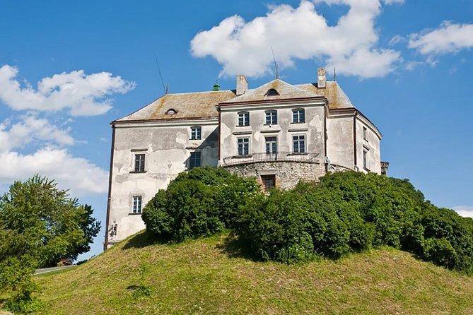 Lviv Region Castles