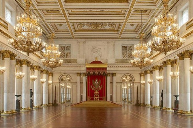 Hermitage and Winter Palace Private Tour + Professional Photographer photo 1