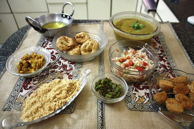 Private Vegetarian Cooking Demonstration in Agra