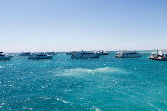 Semi Submarine Hurghada - Hurghada Glass Boat photo 2