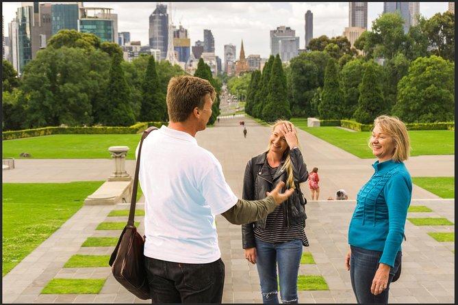 Private Tour of Melbourne
