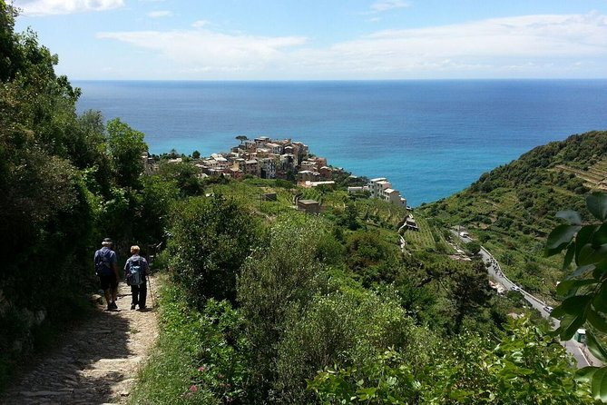 Private Cinque Terre Hike and Bite with a Local