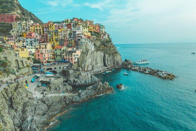 Cinque Terre: Private 3-Hour Aftrenoon Food an Wine Tour