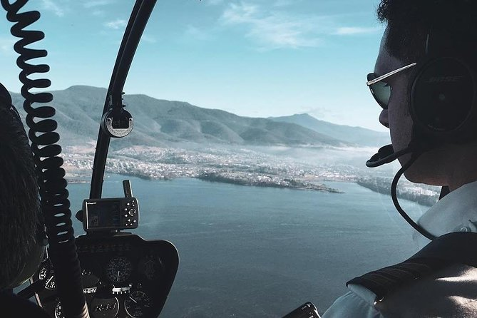 Scenic Hobart Helicopter 20-minute or 60-minute Tour