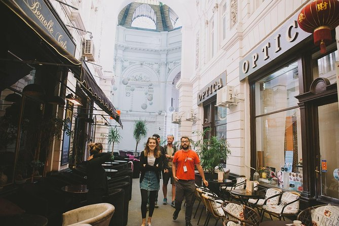 Total Bucharest: Full Day Discovery Bohemian Small-Group Tour