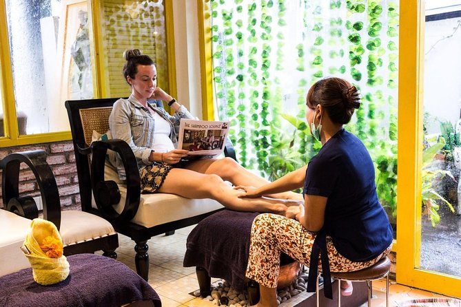 Bali Spa Experience by VW Kombi with Meditation Session and Lunch