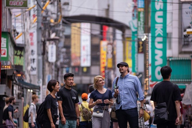 Tokyo: 'New York Times Journeys' Afternoon Walking Tour with Local Beer & Snacks