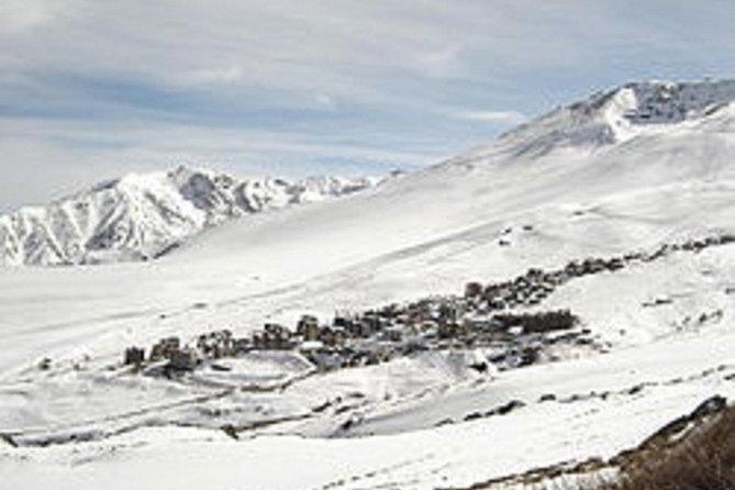 Ski day La Parva transport